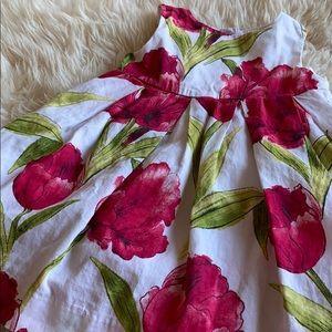 Baby GAP floral dress